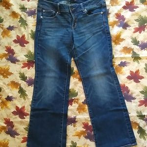 AEO Slim Bootcut Jeans